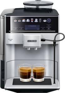 Siemens TE 653501 DEEQ.6 plus s300 Kaffeevollautomat silber