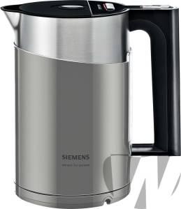 Siemens TW 86105 P 2400 W 1,5 L grau