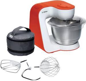 Bosch MUM 54 I 00 StartLine 900 W weiß / impulsive orange