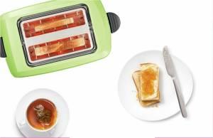 Bosch - TAT 3 A 016 Kompakt-Toaster