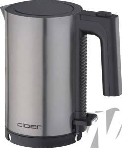Cloer 4990 eds Mini-Wasserkocher 0,8 l
