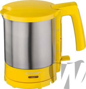 Cloer 4717-2 gelb Wasserkocher 1,5 l
