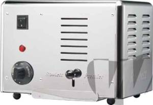 Gastroback Rowlett Edelstahl-Toaster (2 Toast), (1 Sandwich) 42103