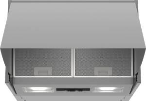 Bosch DEM 63 AC 0060 cm Zwischenbauhaube silber