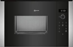 Neff HWB 53900 W Einbau-Mikrowelle schwarz