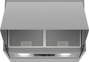 Neff DMAC 611 X (D61MAC1X0) Zwischenbauhaube silber 60 cm
