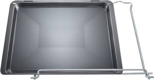 Siemens HZ541600 Backblech emailliert seitlich ausziehbar (für Backwagen)