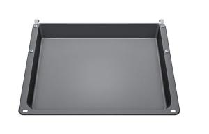 Siemens HZ542000 Universalpfanne grau emailliert, Backwagen