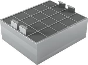 Siemens LZ 00 XXP 00 CleanAir Aktivkohlefilter regenerierbar