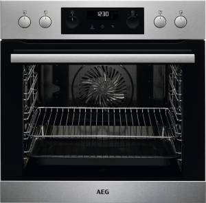 AEG EPB 355020 MEinbauherd pyrolyse SteamBake Versenkknebel