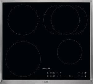 AEG IKB 64311 XB Induktion 60 cm Autark Touch Control Edelstahlrahmen