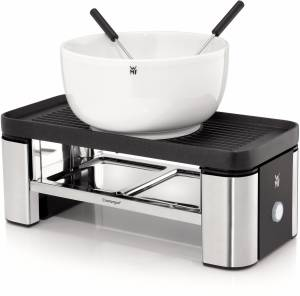 WMF KÜCHENminis Raclette für zwei cromargan matt