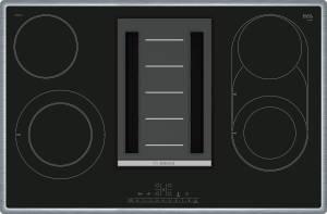 Bosch PKM 845 F 11 E autark Glaskeramik mit integriertem Dunstabzug