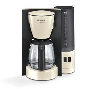 Bosch TKA 6 A 047 Kaffeemaschine creme/dunkelgrau