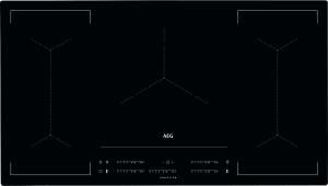 AEG IKE 95454 IBInduktion 90 cm 5-fach Induktion BridgeFunktion flächenbündiger Einbau