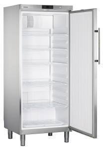 Liebherr GKv 5790-22EEK: C Edelstahl Umluftkühlung Gewerbekühlschrank