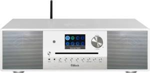 AUDIOBLOCK SR-100 Smartradio weiß Ausstellungsgerät