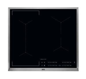 AEG IKS 6444 XXB Induktion 60 cm Edelstahlrahmen Autark