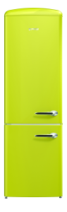 Gorenje - ORK 193 AP-L A+++ IonAir Dynamic Cooling TA links apple