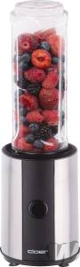 Cloer 6969 Smoothie Maker inkl. 2 Flaschen