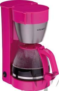 Cloer 5017-1 Filterkaffee-Automat pink