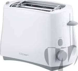 Cloer - 331 ws Toaster 2 Scheiben