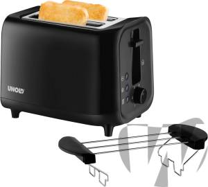 Unold - 38415 Toaster Easy Black