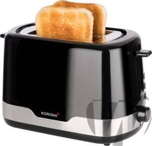 Korona - 21232 Toaster schwarz
