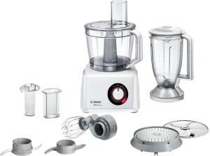 Bosch MC 812 W 501 weiß 1000 W Kompakt-Küchenmaschine 1000