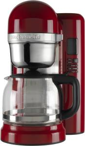 KitchenAid 5 KCM 1204 EER Kaffeemaschine empire rot