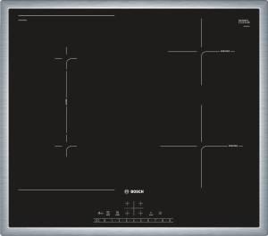 Bosch PVS 645 FB 5E Induktion 60 cm Edelstahlrahmen