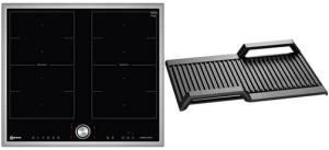Neff GRILLSET60 Excellent autark FlexInduction TwistPad inkl. .inklusive 2-Mann-Service .bis zum Aufstellungsort
