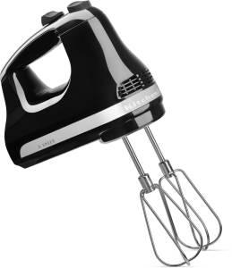 KitchenAid 5 KHM 5110 EOB Classic onyx schwarz