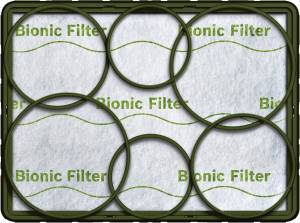 Siemens - VZ11BF Bionic Filter