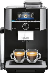 Siemens TI 955 F 09 DE EQ.9 plus extraKlasse Kaffeevollautomat schwarz