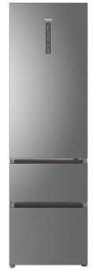 Haier A 3 FE 837 CGJ A+++ NoFrost French Doorsilber