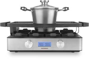 Gastroback Design Raclette Fondue Advanced 42561