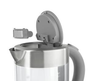 Bosch TWK 7090 B Silber 1,7 L