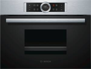 Bosch CDG 634 AS 0 Edelstahl Kompaktdampfgarer AutoPilot 20