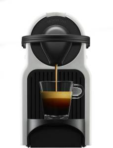 Krups XN1001 Nespresso Inissia weiß