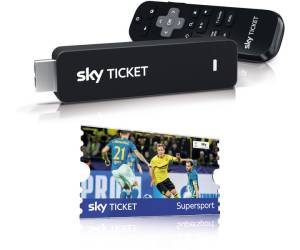 Sky Sky Ticket TV Stick Voucher inkl. 1 Monat Supersport