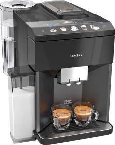 Siemens TQ505D09 Kaffeevollautomat saphirschwarz metallic
