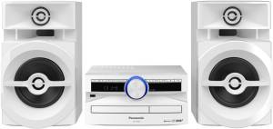 Panasonic SC-UX104 EG-W weiß DAB+/CD/USB/Bluetooth