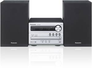 Panasonic SC-PM254EG-S silber