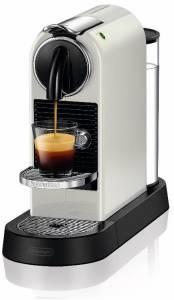DeLonghi - EN 167.W Nespresso CitiZ cremeweiß