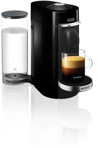 DeLonghi - ENV 155.B Nespresso Vertuo Plus Kapsel-Automat schwarz