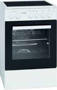 Bomann EHC 3557 weiß Glaskeramik