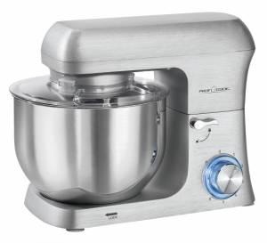 Proficook PC-KM 1188 Küchenmaschine 1500 W Edelstahl