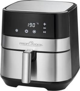 Proficook PC-FR 1177 H inox 5,5 L 1700 W Heißluft-Fritteuse