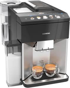 Siemens TQ 507 DF 3 extraKlasse Kaffeevollautomat Home Connect Edelstahl